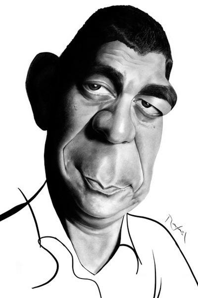 Rafael Camargo - Caricaturas