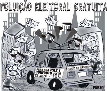 Fábio Vinícius - Cartunista